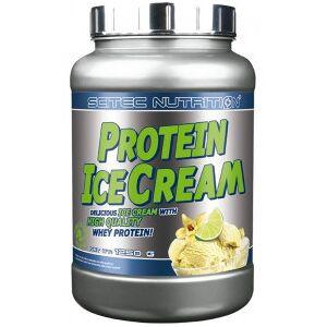 Scitec Nutrition Protein Ice Cream Light Vanille - Citron Vert Scitec Nutrition 1250 g - Publicité