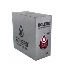 Bolero Pack 24 sachets Boissons Bolero Raisin Rouge  - 15% de réduction supplémentaire lors du paiement