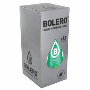 Bolero Pack 12 sachets Boissons Bolero Menthe  - 10% de réduction supplémentaire lors du paiement
