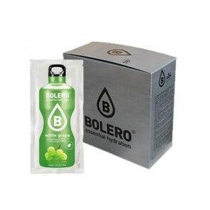 Bolero Pack 24 sachets Boissons Bolero Raisin Blanc - 15% de réduction supplémentaire lors du paiement