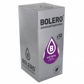 Bolero Pack 12 sachets Boissons Bolero Baies d'Açai - 10% de réduction supplémentaire lors du paiement