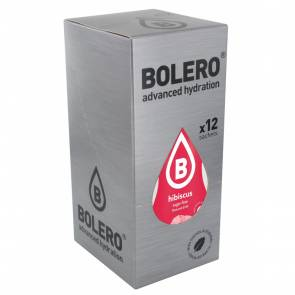 Bolero Pack 12 sachets Boissons Bolero Hibiscus - 10% de réduction supplémentaire lors du paiement