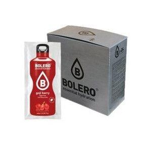 Bolero Pack 24 sachets Boissons Bolero Baies de Goji - 15% de réduction supplémentaire lors du paiement