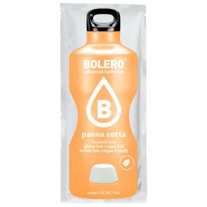 Bolero Boisson Bolero goût Panna Cotta 9 g