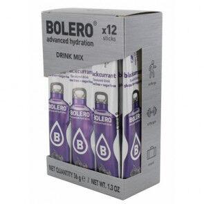 Bolero Pack 12 Sachets Bolero Drink goût Groseille 36 g