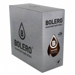 Bolero Pack 24 sachets Boissons Bolero Noix de Coco  - 15% de réduction supplémentaire lors du paiement