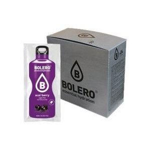 Bolero Pack 24 sachets Boissons Bolero Baies d'Açai - 15% de réduction supplémentaire lors du paiement