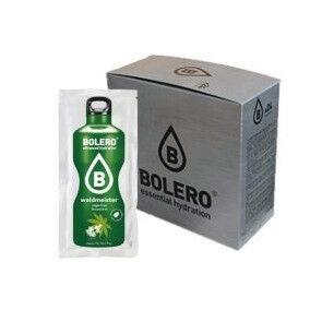 Bolero Pack 24 sachets Boissons Bolero Waldmeister (Aspérule)- 15% de réduction supplémentaire lors du paiement