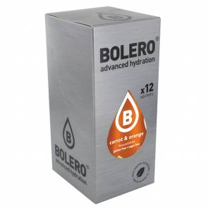Bolero Pack 12 sachets Boissons Bolero Orange et Carotte - 10% de réduction supplémentaire lors du paiement