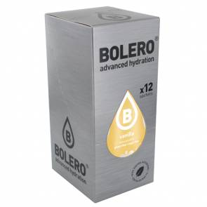 Bolero Pack 12 sachets Boissons Bolero Vanille - 10% de réduction supplémentaire lors du paiement