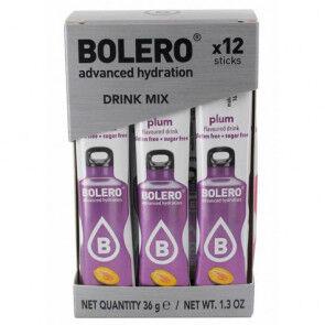 Bolero Pack 12 Sachets Bolero Drink goût Prune 36 g