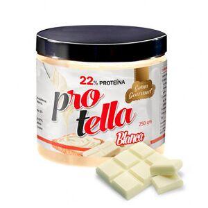 Protella Pâte à tartiner au Chocolat Blanc Protella 250 g - Publicité