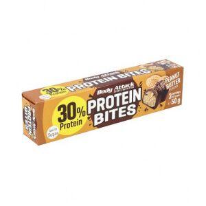 Body Attack Sports Nutrition Protein Bites Chocolat Farci au Beurre D'arachide Body Attack 50 g - Publicité