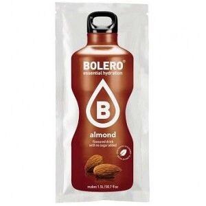 Bolero Boissons Bolero goût Amande 9 g - Publicité