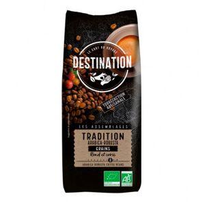 Destination Bio Café Moulu Tradition Arabica Robusta Bio Destination 250g - Publicité