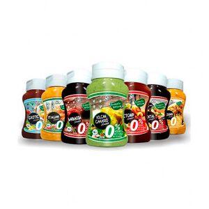GoFood Sauce Naturelle Italienne 0% GoFood 350ml - Publicité