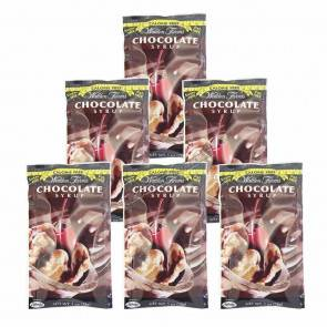 Walden Farms Sirop au Chocolat Walden Farms sachet individuel de 60 ml