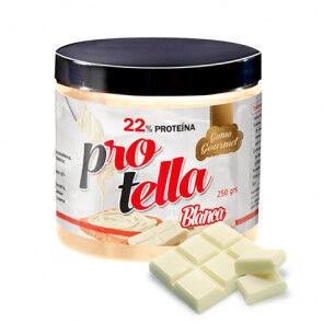 Protella Pâte à tartiner au Chocolat Blanc Protella 250 g