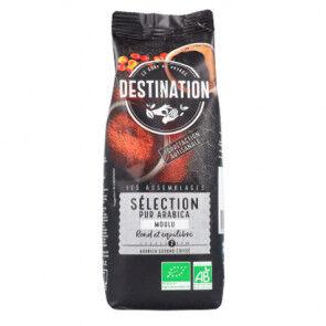 Destination Bio Café Moulu Sélection 100% Arabica Bio Destination 250g