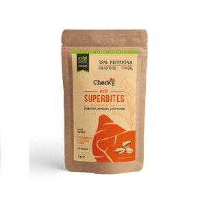 Cherky Foods Superbites Snack Croustillant de Porc Bio aux noix Cherky 30g