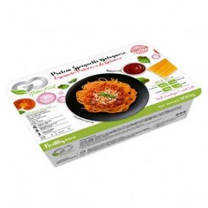 Go Natur Food Spaghettis Bolognaise Protéinés Go Natur Food 300 g
