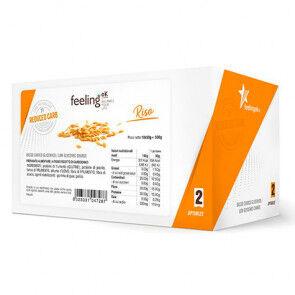 FeelingOk Des pâtes FeelingOk Riso Optimize 500 g (5 x 100g)