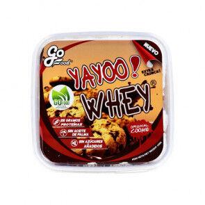 GoFood Biscuits Protéiné Yayoo Whey aux Pépites de Chocolat GoFood 150 g