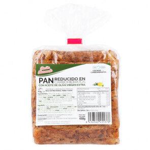 CSC FOODS Pain à faible teneur en glucides riche en fibres CSC Foods 450g