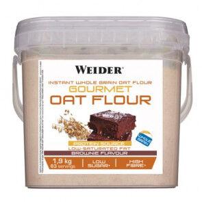 Weider Farine d'avoine Weider Gourmet Brownie 1,9Kg