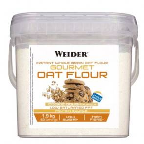 Weider Farine d'avoine Weider Gourmet Pâte à biscuits 1,9Kg