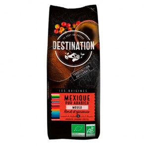 Destination Bio Café Moulu Mexique Chiapas 100% Arabica Bio Destination 250g