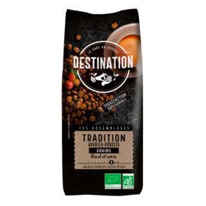 Destination Bio Café Moulu Tradition Arabica Robusta Bio Destination 250g