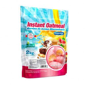Quamtrax Nutrition Flocons d'avoine aromatisés au panthère rose Quamtrax 2 kg