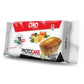 CiaoCarb Gâteau CiaoCarb Protocake Phase 1 Vanille-Citron 180 g