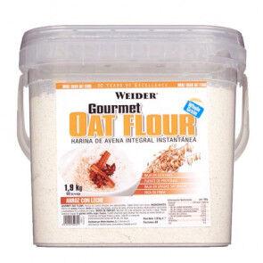 Weider Farine d'avoine Weider Gourmet Riz au lait 1,9Kg