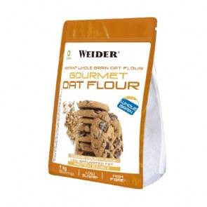 Weider Farine d'avoine Weider Gourmet Pâte à biscuits 1Kg