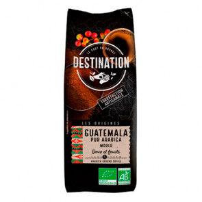 Destination Bio Café Moulu Guatemala Pure 100% Arabica Bio Destination 250g