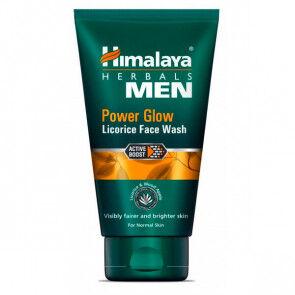 Himalaya Herbals Nettoyant visage réglisse pour homme Himalaya 100ml