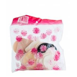 OutletSalud Set Esponjas de Maquillaje 12 unidades - Publicité