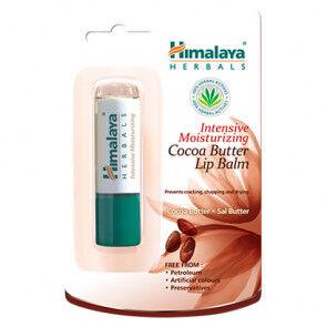 Himalaya Herbals Baume à lèvres hydratant au beurre de cacao  Himalaya 4,5 g