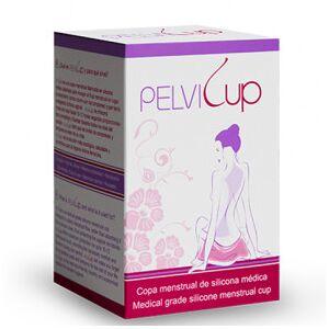 Pelvimax Pelvicup L coupe menstruelle réutilisable et écologique - Publicité