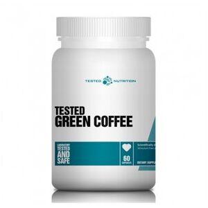 Tested Nutrition Capsules de Café Vert Tested Nutrition 60 capsules - Publicité