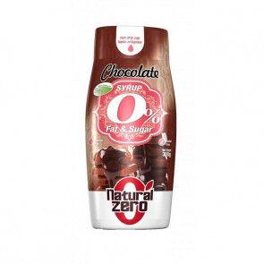 Natural Zero Sirope de Chocolate Natural Zero 300g