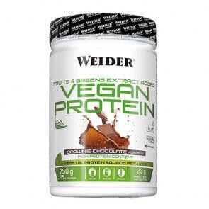 Weider Vegan Protein Sabor Brownie de Chocolate Weider 750 g