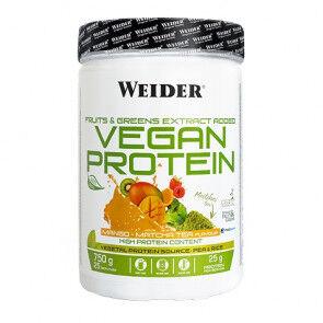 Weider Vegan Protein Goût Mangue Weider 750 g