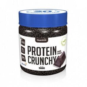 Quamtrax Nutrition Protein Crunchy goût Chocolat Noir Quamtrax 500 g