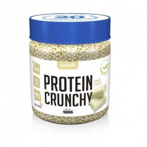 Quamtrax Nutrition Protein Crunchy goût Chocolat Blanc Quamtrax 500 g