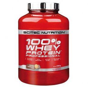 Scitec Nutrition 100% Whey Professional Scitec Nutrition Chocolat orange 2350 g