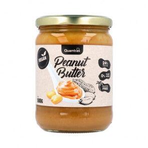Quamtrax Nutrition Beurre de Cacahuète Végétalien Quamtrax 500 g