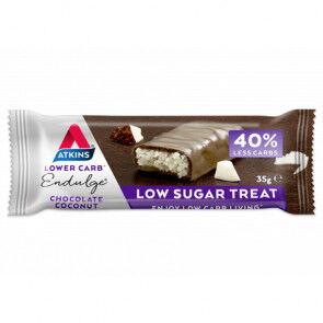 Atkins Endulge Bar Chocolat à la noix de coco Atkins 35 g